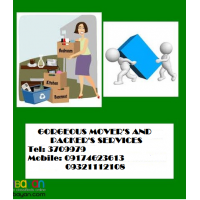 GORGEOUS MOVER'S AND PACKER'S SERVICES