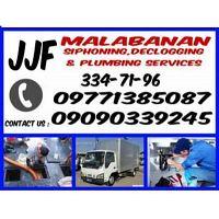 BAGUIO JJF MALABANAN SIPHONING PLUMBING SERVICES 09771385087