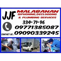 BACOLOD  JJF MALABANAN SIPHONING PLUMBING SERVICES 09771385087