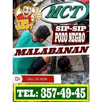 Malabanan sipsip pozo negro and declogging services