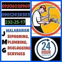 MANILA  JMG MALABANAN SERVICES 09052438303