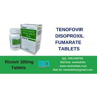 Bumili ng Ricovir Tablet Online | Presyo ng India Tenofovir300mg | Generic Viread Wholesale Supplier