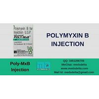 Generic Polymyxin B Tagatustos | Bumili ng Poly-MxB Injection | Tagatustos ng Antibiotic Drugs