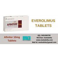 Bumili ng Afinitor 10mg Tablets   Ang presyo ng Wholesale ng India Everolimus